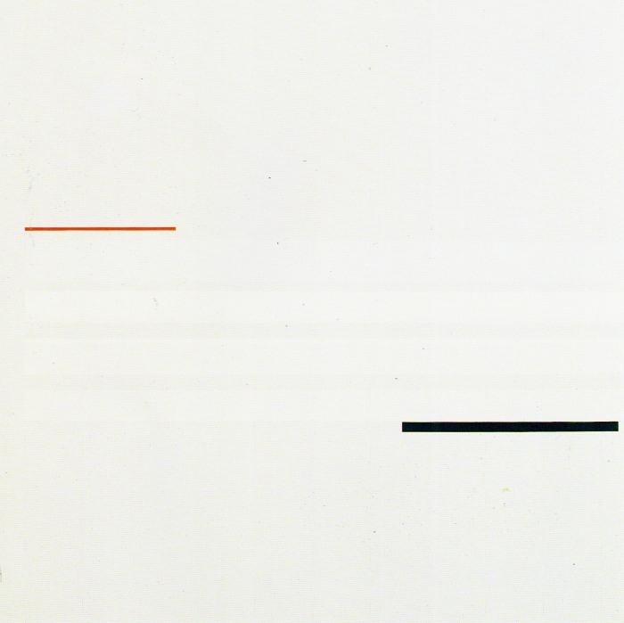 林壽宇_Red Blus  White_32x32''_1975