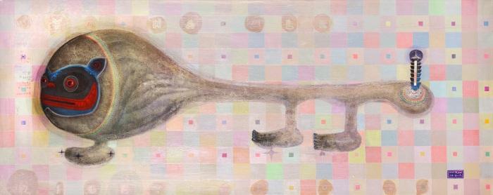 《直覺極致的邏輯》首都藝術中心提供