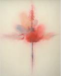 蕭北辰 美麗的內在 (2) 油彩, 畫布 45.5 x 38 cm 1998  28,000