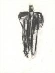 蔡福仁 工具物語2 素描紙、炭精 23x30cm 2008 2,000元