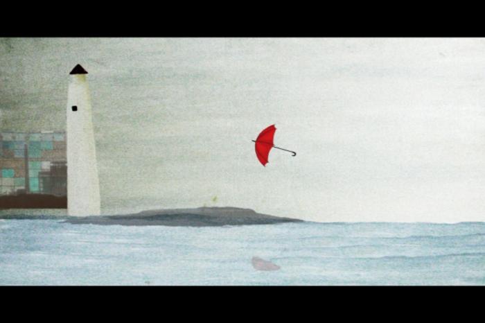 林韋達 Wei-Da LIN 《傘 the umbrella》2009
