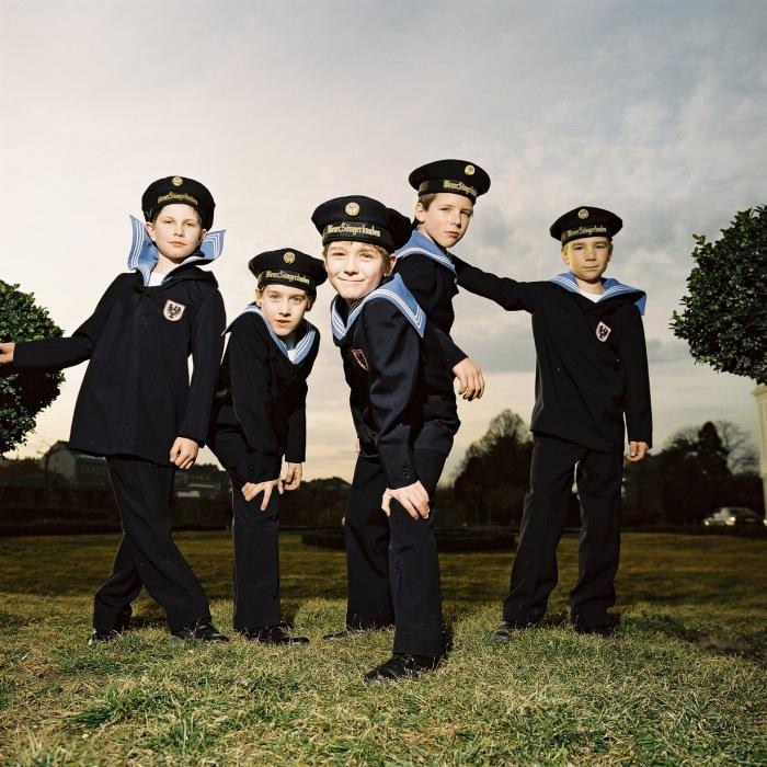 維也納少年合唱團