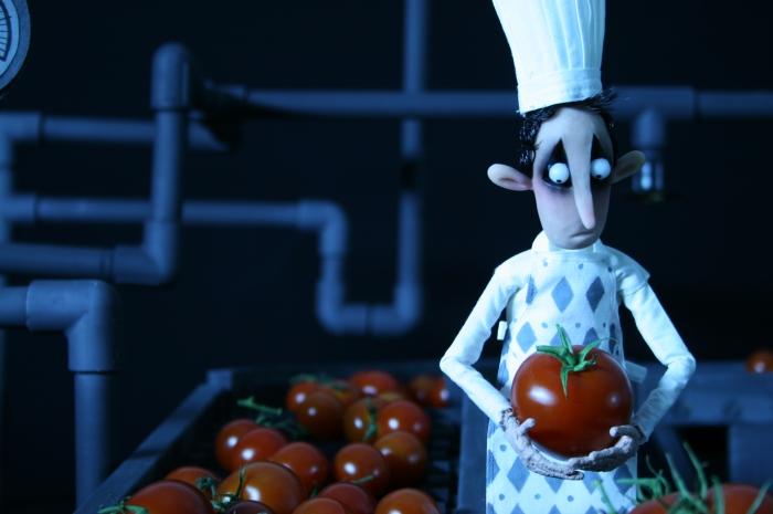 呂文忠 Wen-Chung LU《蕃茄醬 Ketchup》2009 (DAC)